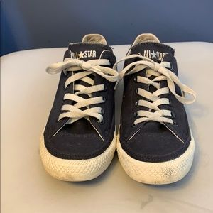 Converse All Star Navy sneaker - Size 8 (woman)